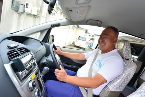 福祉タクシー(2WD)