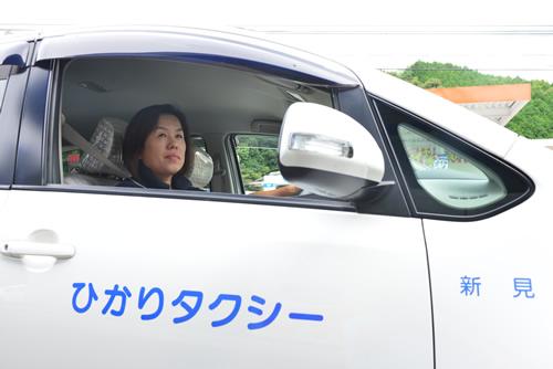 ジャンボタクシー(4WD)